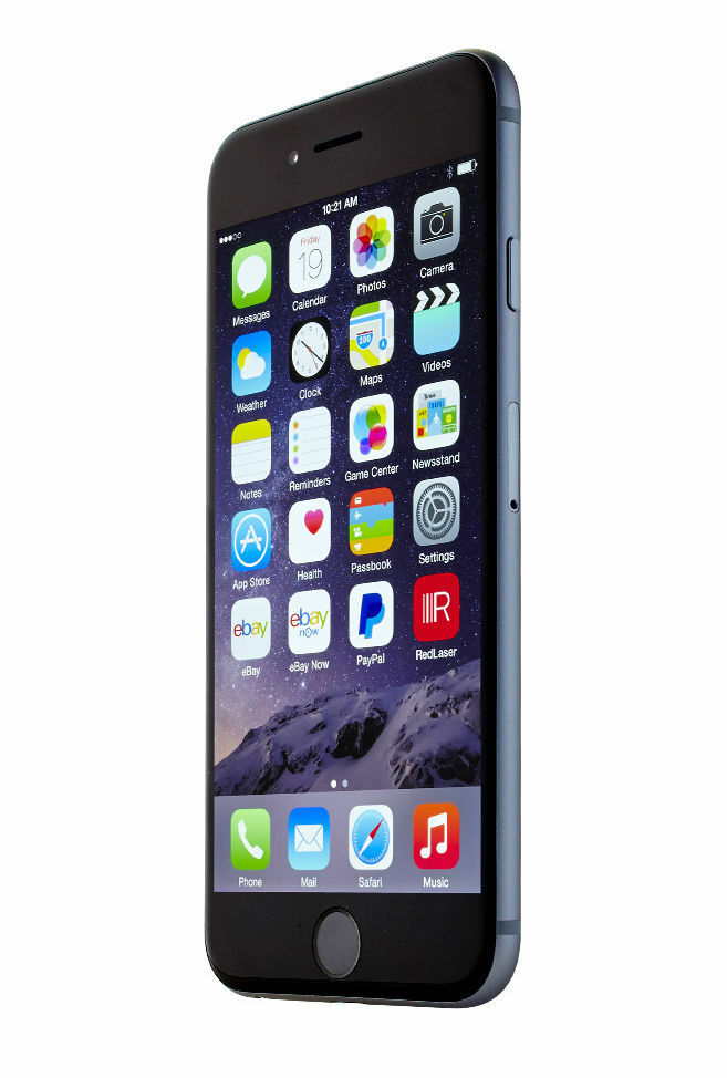 iphone 6 with straight talk new apple iphone 6 16gb gray factory unlocked at amp t t 7313
