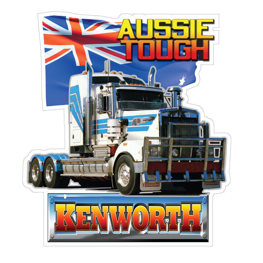 KENWORTH TRUCK T904 EXTRA LARGE DECAL | eBay