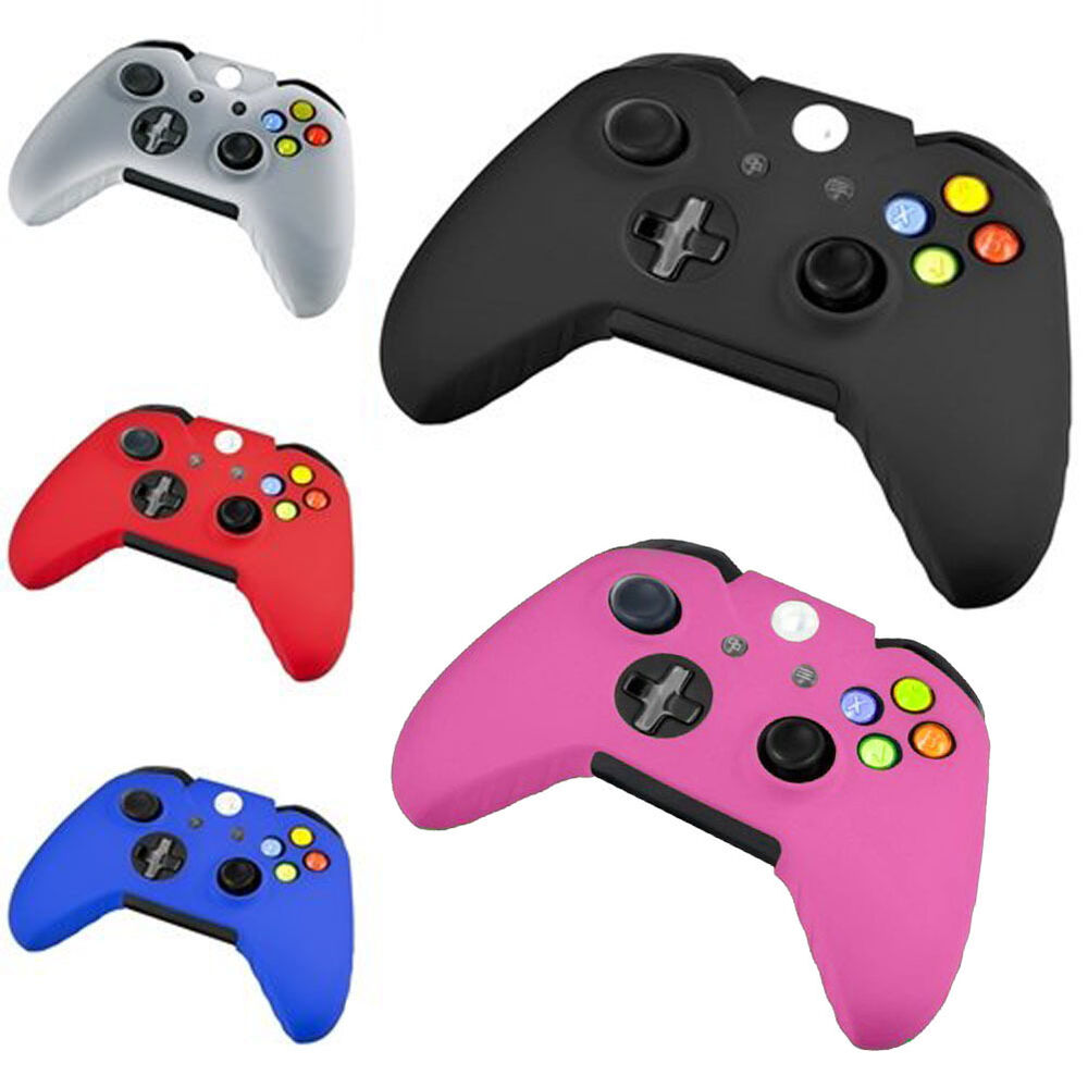 New Protective Silicone Gel Skin Case Cover for XBOX ONE ... Xbox One Skins Ebay