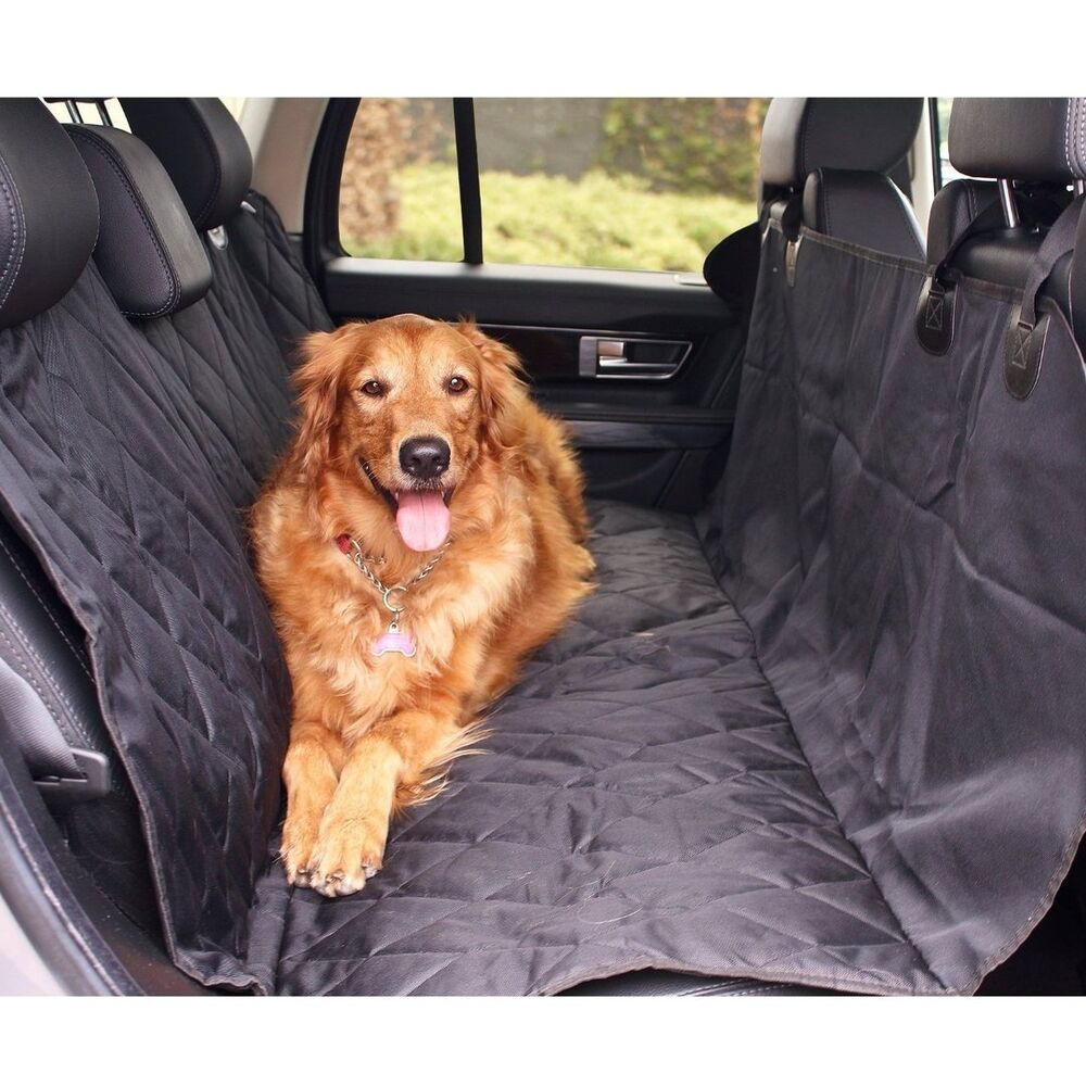 Deluxe Animal Truck Seat Protector Car Suv Bench Cover Hammock Dog Cat Pet New Ebay