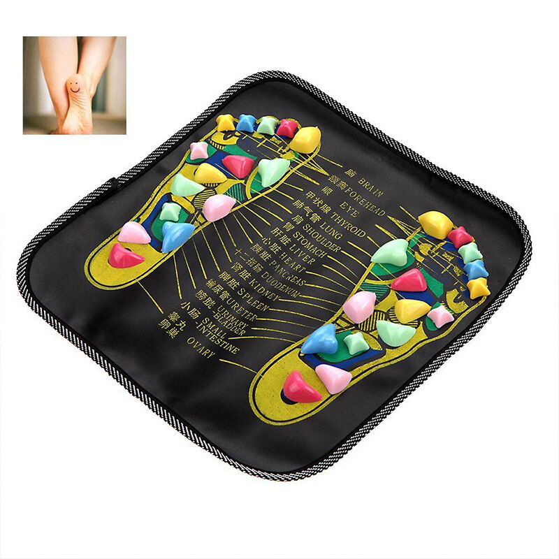 35 X 35cm Foot Massager Acupuncture Cushion Medial Branch