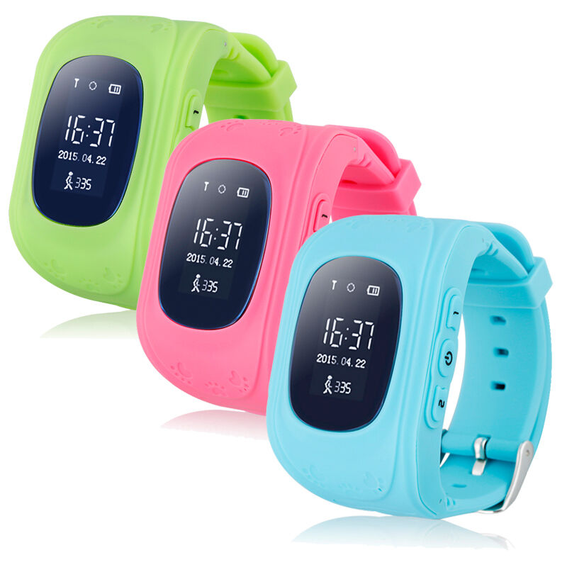smartwatch kinder handy uhr gps lbs tracker anruf sos. Black Bedroom Furniture Sets. Home Design Ideas
