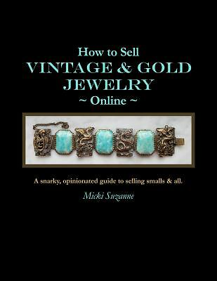 how to sell vintage and gold jewelry online a snarky