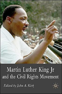 essay about martin luther king civil rights movement