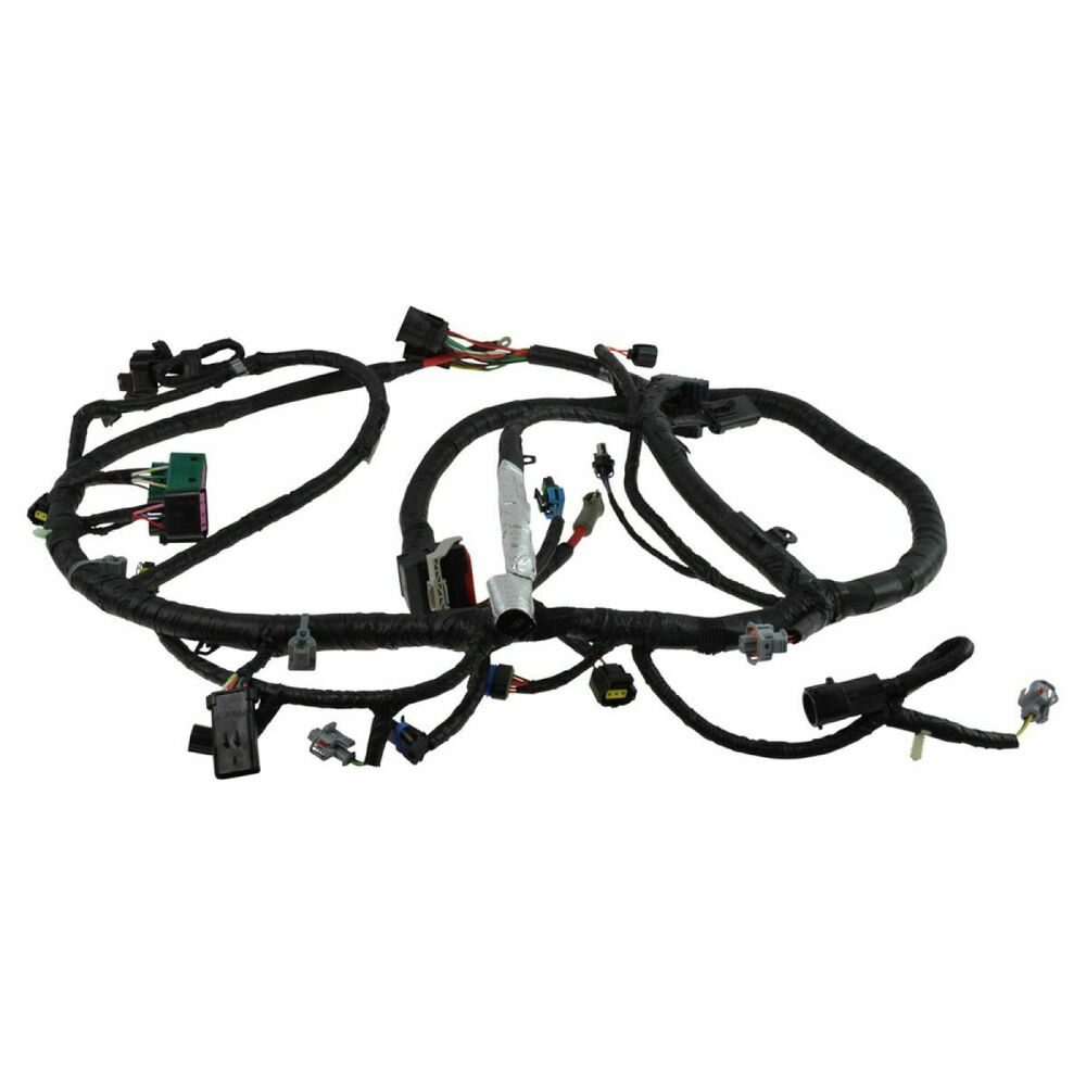 oem diesel engine wiring harness for 04 ford f250 f350 ... 1988 f 350 wire harness 04 ford f 350 wire diagram abs