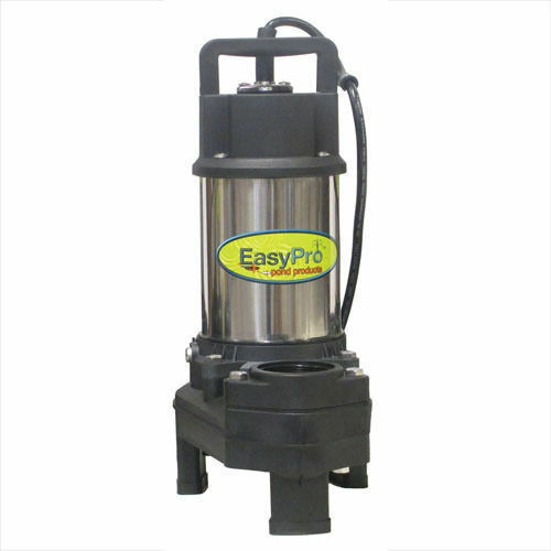 Easypro th150 3100 gph pond waterfall pump ebay for Pond waterfall pump
