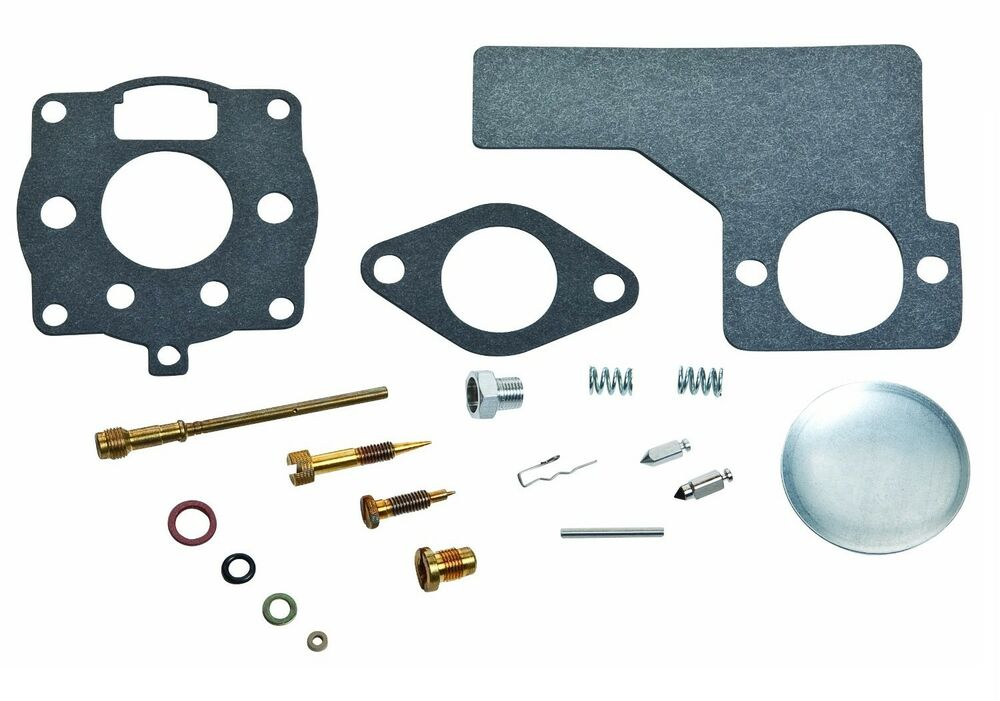 Carburetor Kit Replaces Briggs  U0026 Stratton 394989 Fits 10