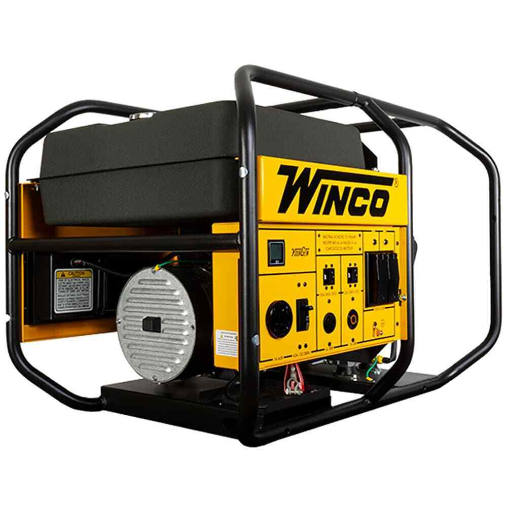 Winco WL18000VE - 15,000 Watt Electric Start Portable Generator w/ B&S Vangua... | eBay