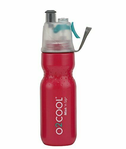 Mist Fan Bottle : O cool mist n sip drinking and misting bottle