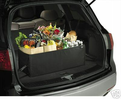 2007 2013 acura mdx rear cargo organizer new oem ebay. Black Bedroom Furniture Sets. Home Design Ideas
