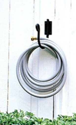 Garden Water Hose Holder Wall Mount Sturdy Village Wrought