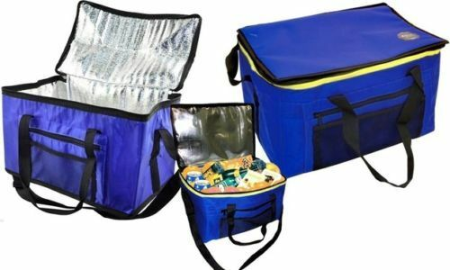 Extra Large 24 Litre 48 Can Insulated Cooler Cool Bag
