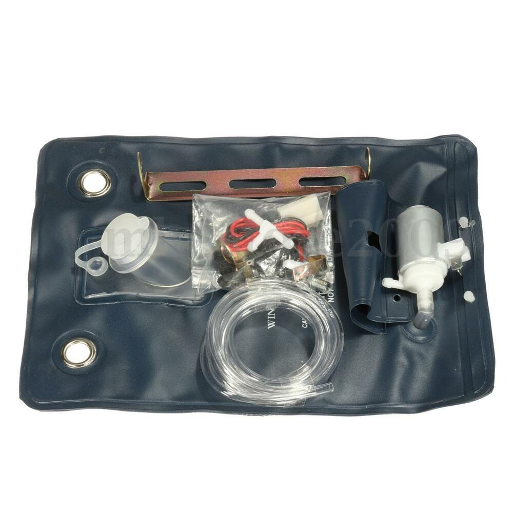 Windshield Washer Kit For Classic Cars
