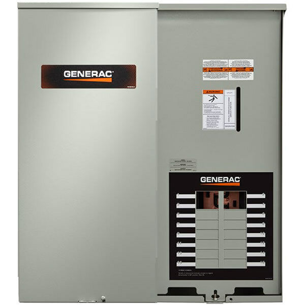 100 amp manual transfer switch
