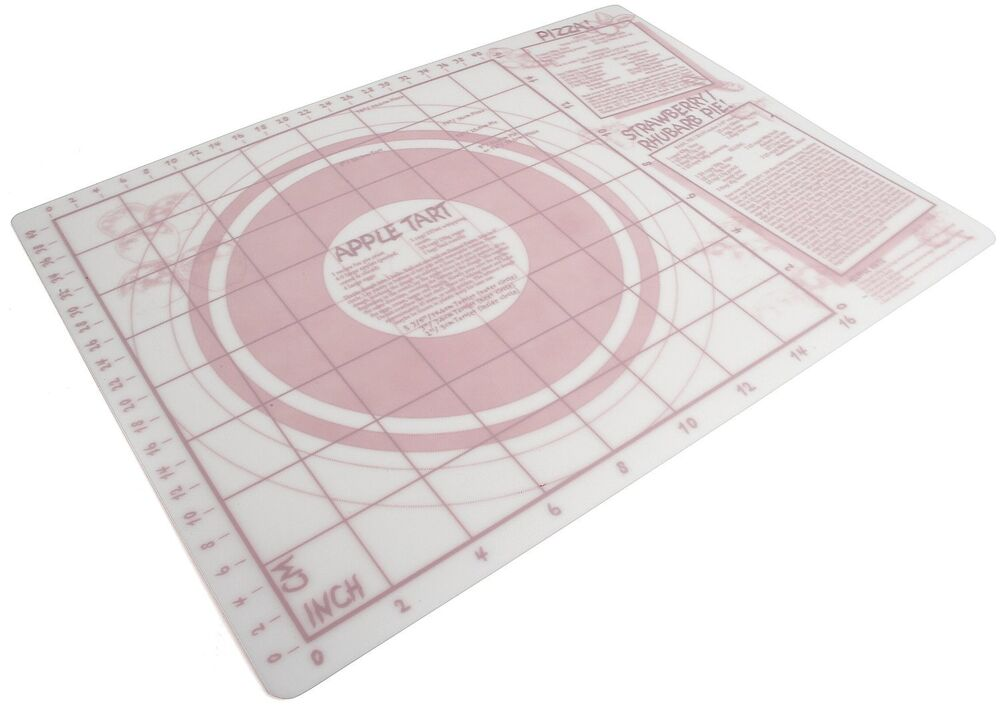 Norpro Multi Purpose Jumbo Cutting Pastry Mat 18 X 24