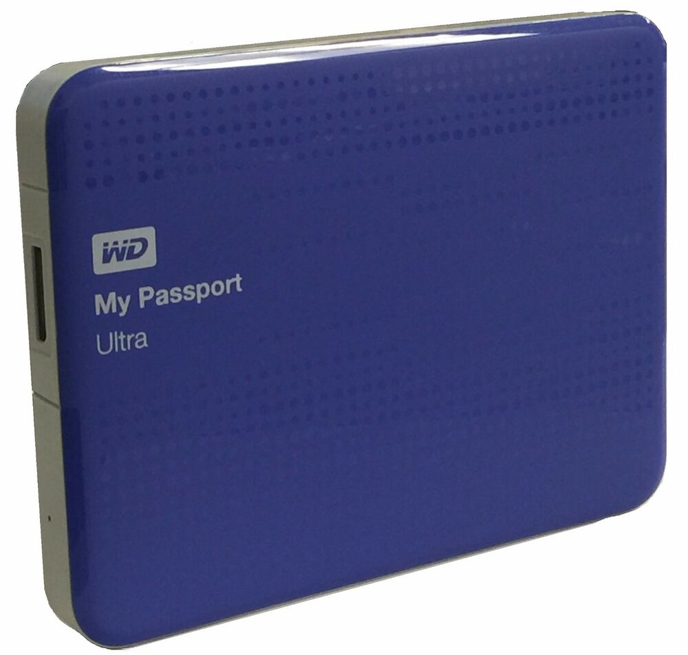 western digital my passport ultra 1tb usb 3 0 portable. Black Bedroom Furniture Sets. Home Design Ideas