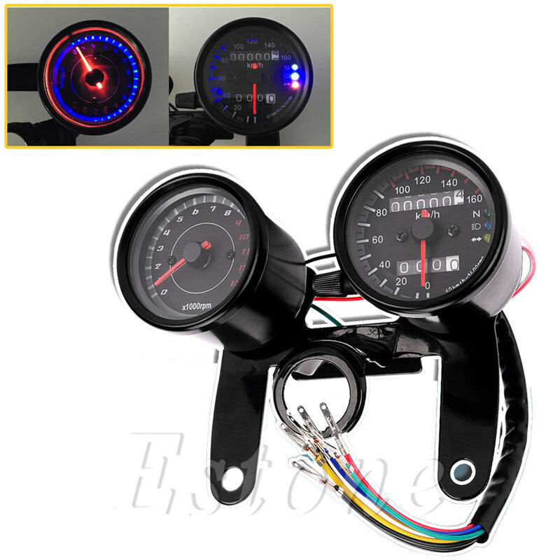 Motorcycle Speedometer Kit
