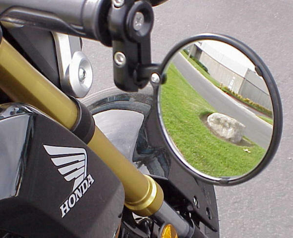 honda grom  bar  mirrors ebay