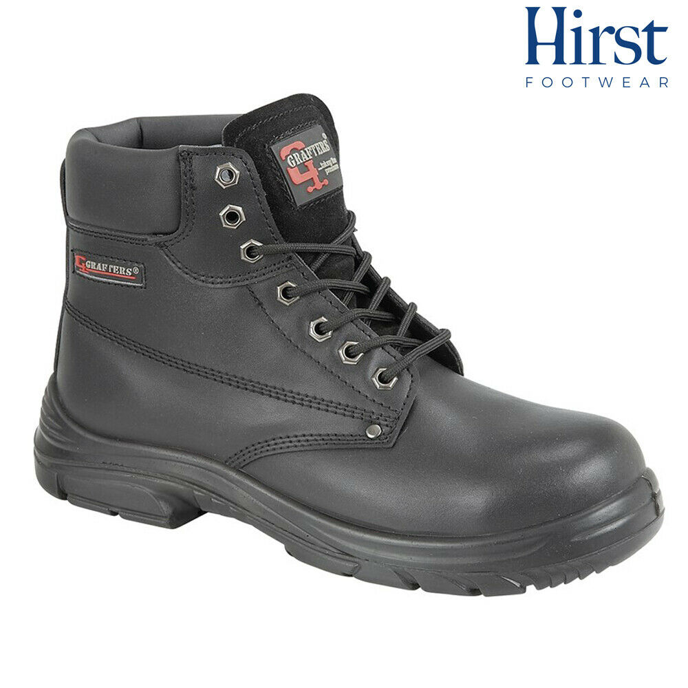Wide Fit Safety Shoes Uk