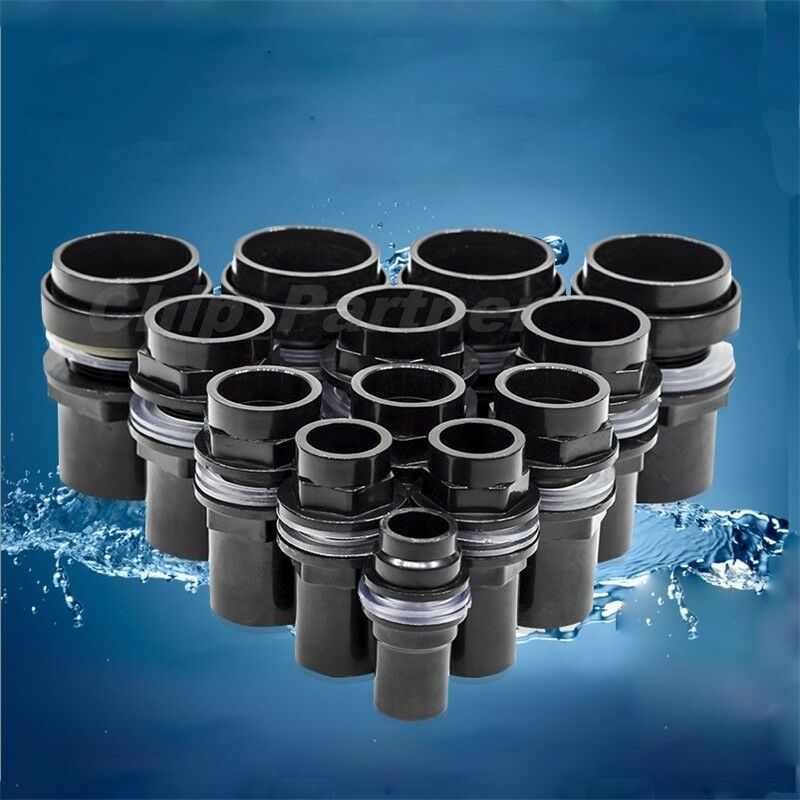 Way fish tank water joint pvc waterproof connectors