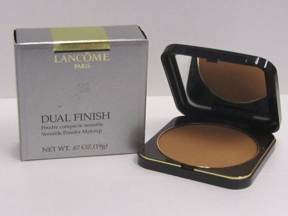 lancome dual finish how to