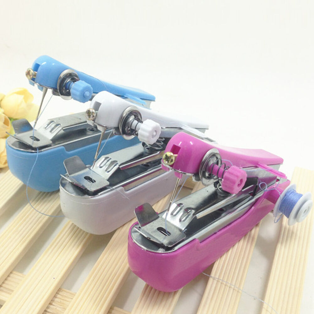 Useful 1 x Singer Stitch Sew Quick Hand Held Sewing ...