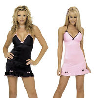 Sexy Lingerie underwear BABYDOLL NIGHT WEAR bodycon intimate chemise gift +Thong