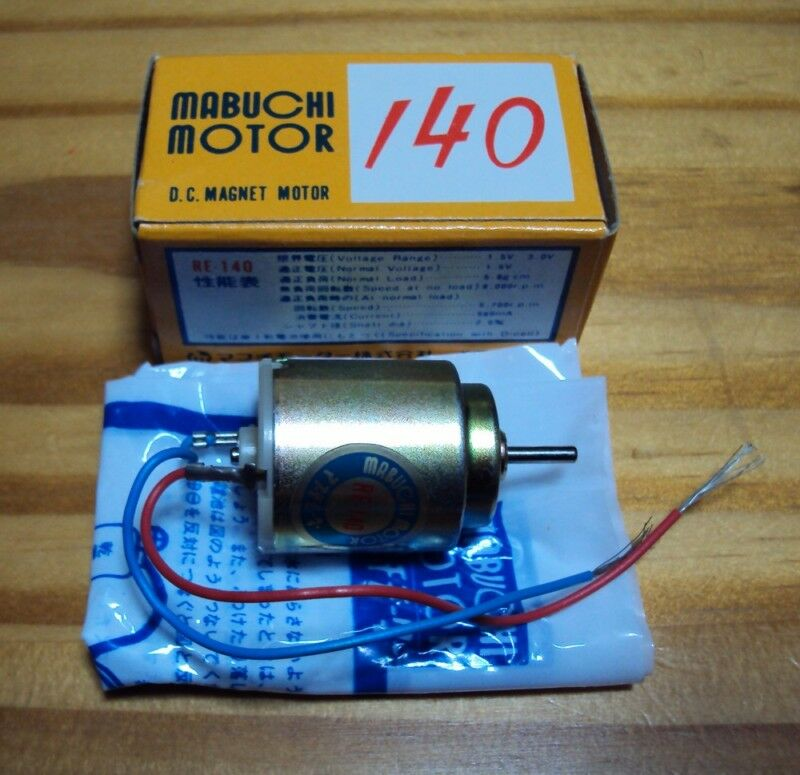 Mabuchi Motor Re 140 For Model Kits Etc Ebay