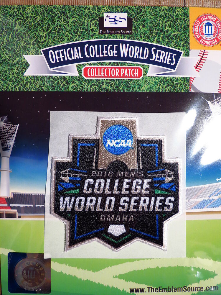 Ncaa Official Authentic 2016 Mens College Baseball World