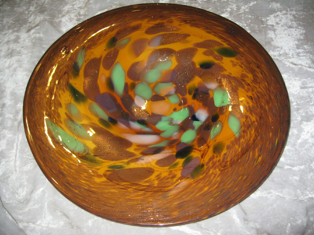 how to make a glass bowl piece