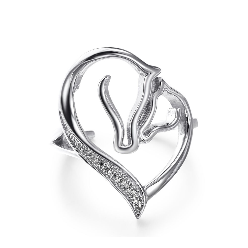 Open Heart Mother S Ring