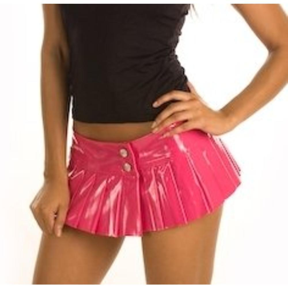 Excellent topic Pink mini skirt