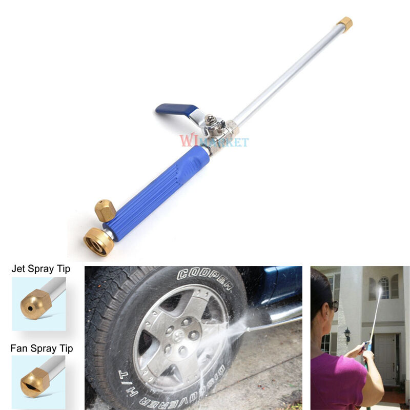 High Pressure Washer Jet Power Spray Nozzle Water Hose