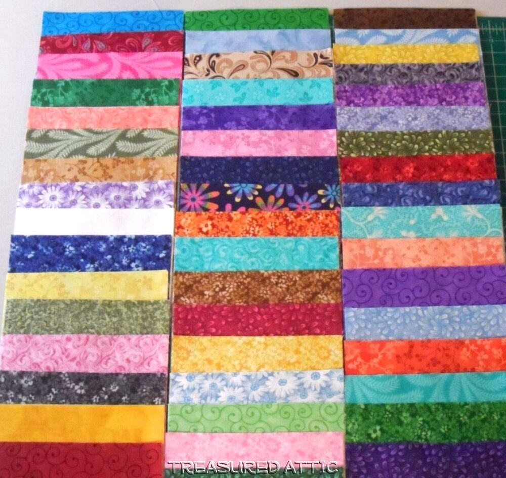 100 5 fabric squares quilting charm pack pre cut 100 for Cotton quilting fabric
