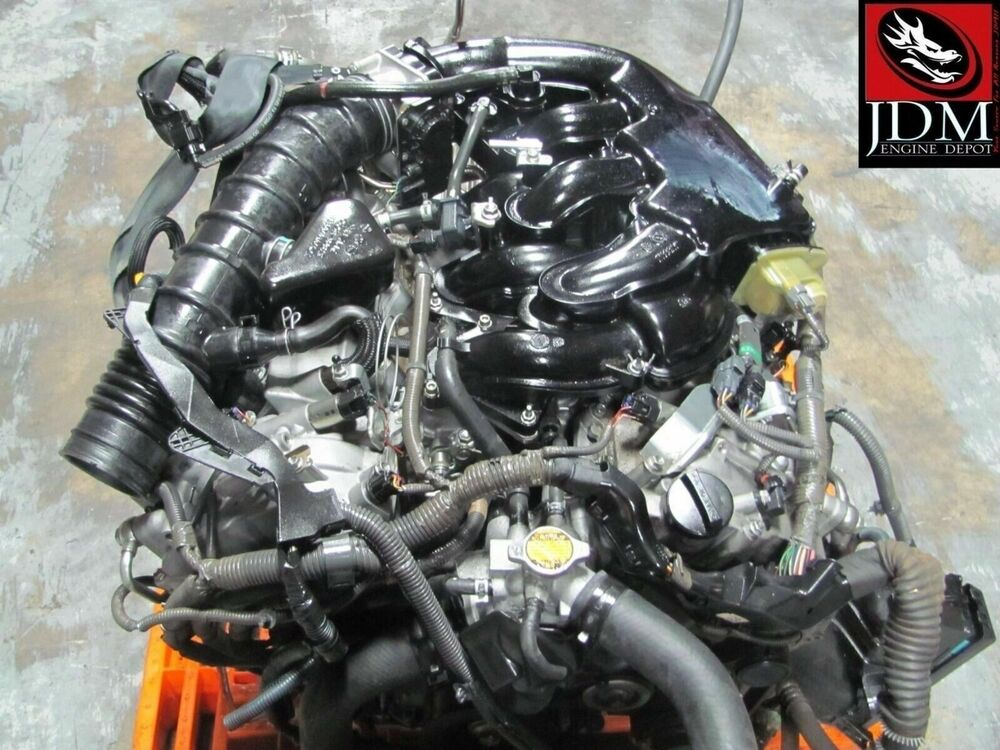 Toyota Lexus Is250 Crown 2 5l V6 Direct Injection Motor Auto Trans Jdm 4grfse Ebay