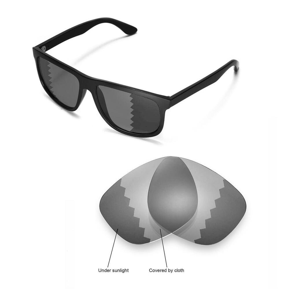 2eee1bbf7a6 New Walleva Polarized Transition Lenses For Ray-Ban RB4147 60mm Sunglasses  636045538583