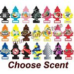 6/10/24 Little Trees Hanging Air Freshener Choose Scent Car Truck RV Home Office