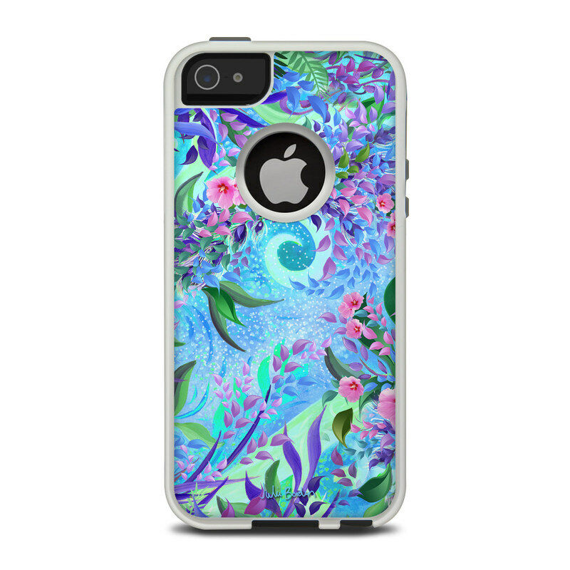 iphone 5s skins skin for otterbox iphone 5 5s lavender flowers by juleez 5314