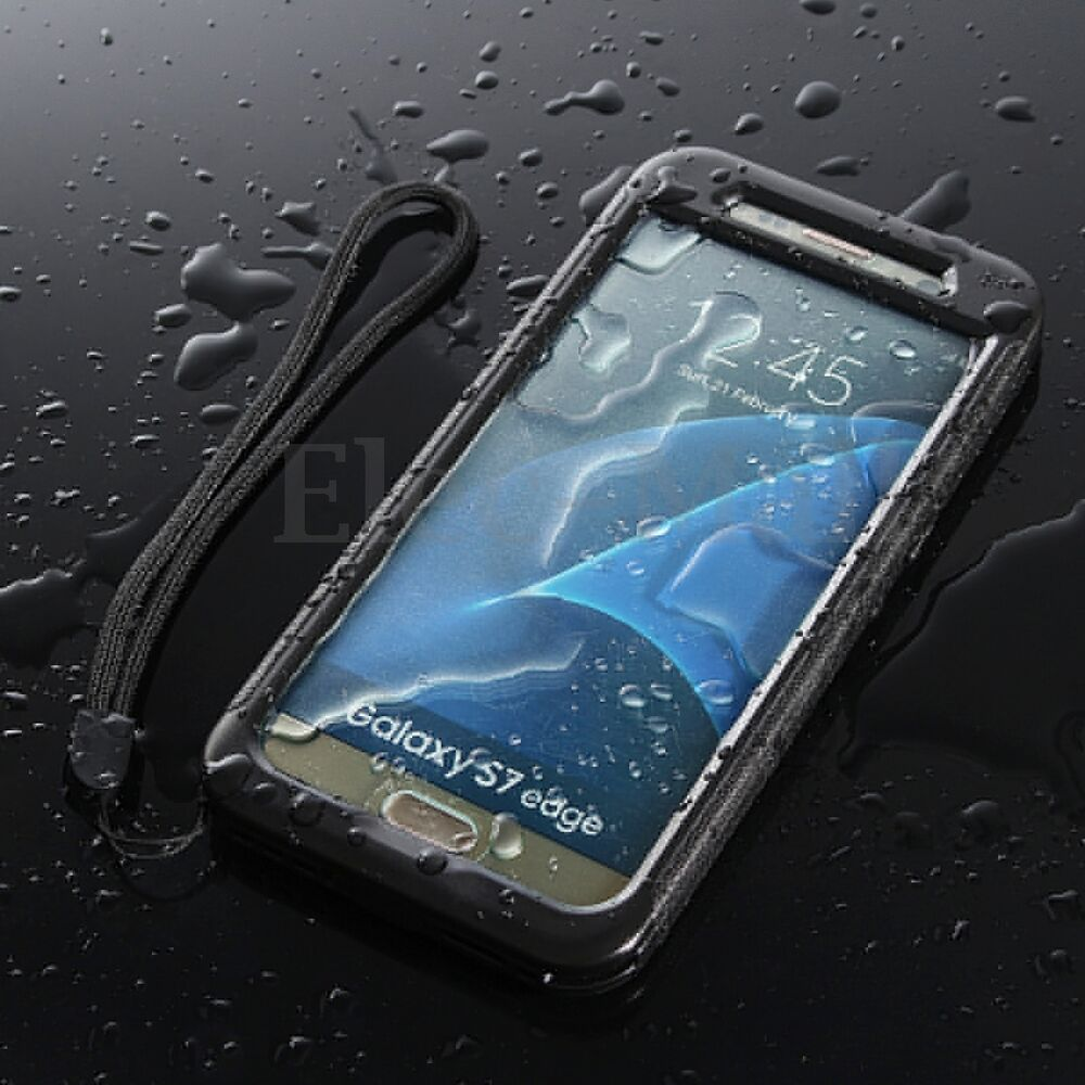 swimming waterproof shockproof protective phone case cover for samsung galaxy s7 ebay. Black Bedroom Furniture Sets. Home Design Ideas