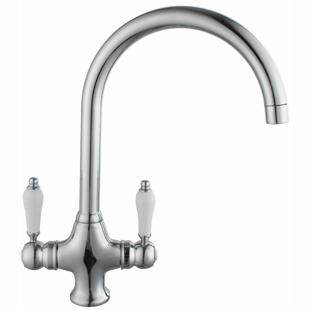 Kitchen Mixer Tap Gold