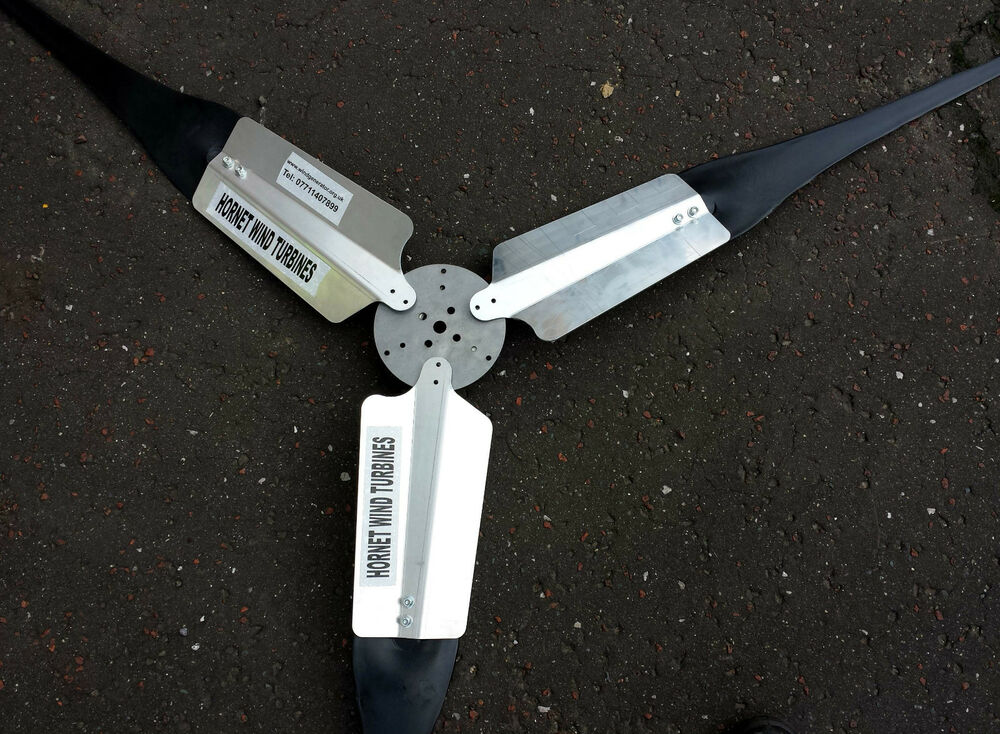 Wind Turbine Blades For Low Wind Zones 6ft Diameter Use As