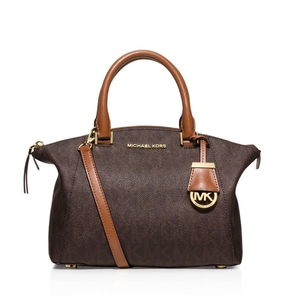 d8cba59f7d7c Michael Kors Calista Satchel Bags | Stanford Center for Opportunity ...