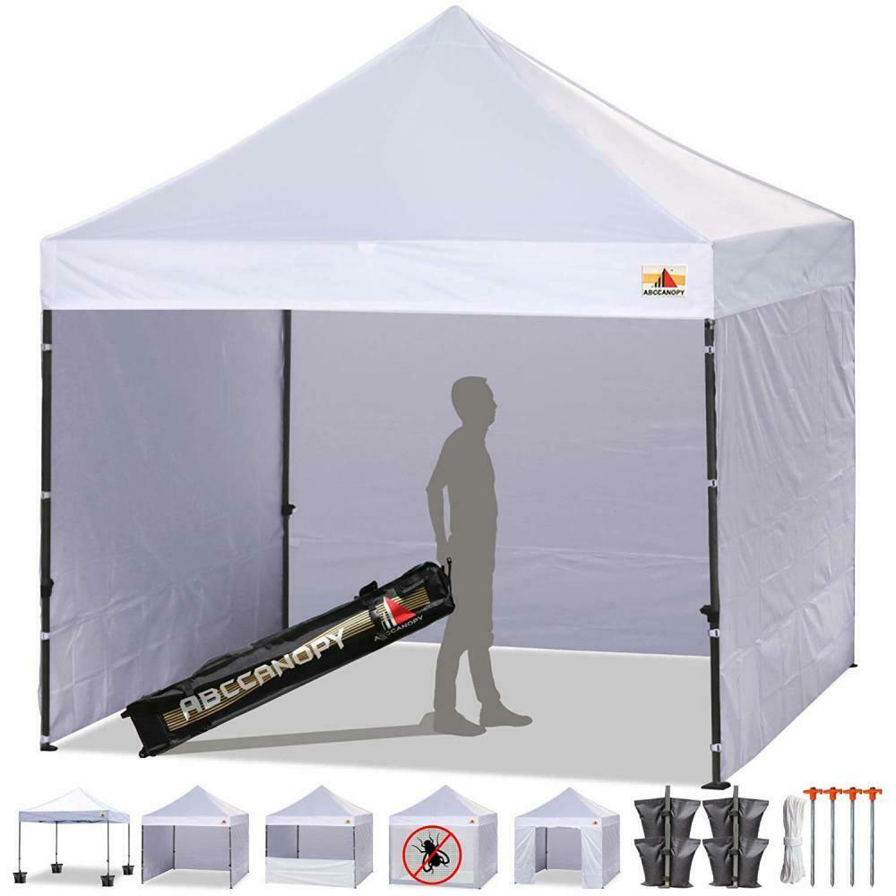 Abccanopy 10 X 10 Ez Pop Up Canopy Tent Commercial Instant