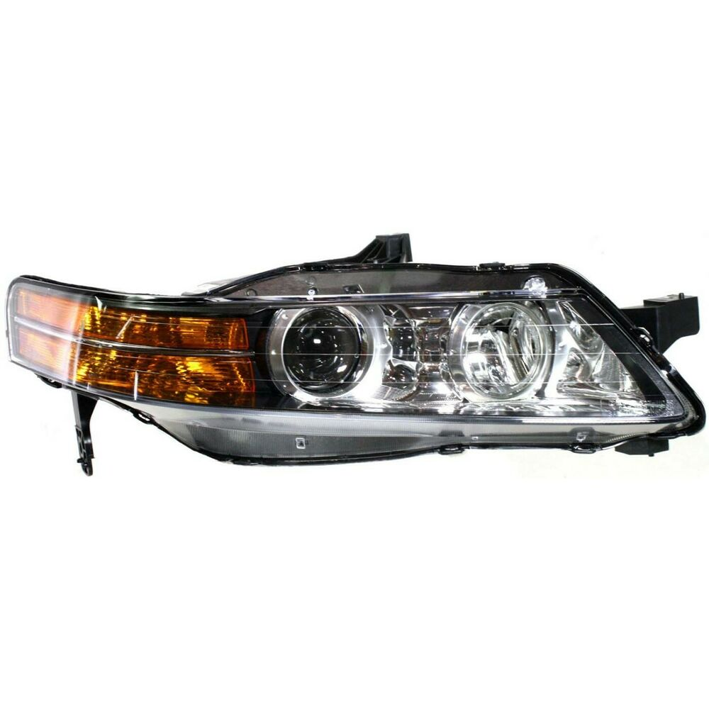 Headlight For 2007-2008 Acura TL Passenger Side