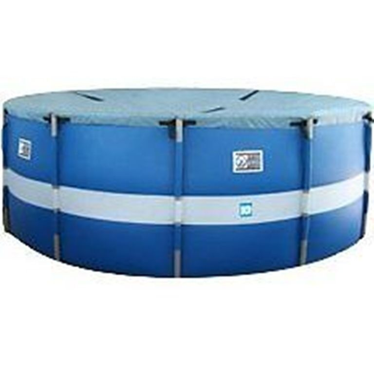 Kd above ground swimming pool secure winter cover 12 39 ebay - Above ground swimming pool supplies ...