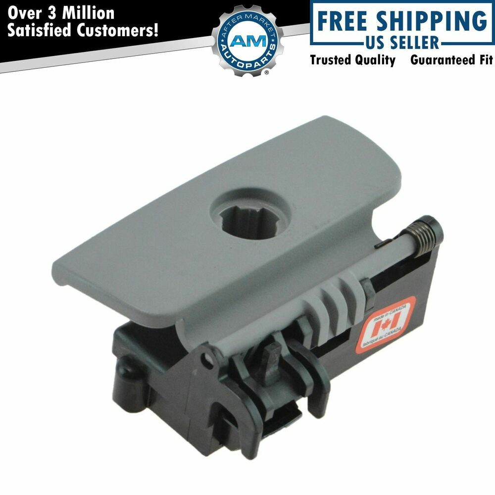 OEM 15251006 Gray Glove Box Compartment Door Lid Latch for ...