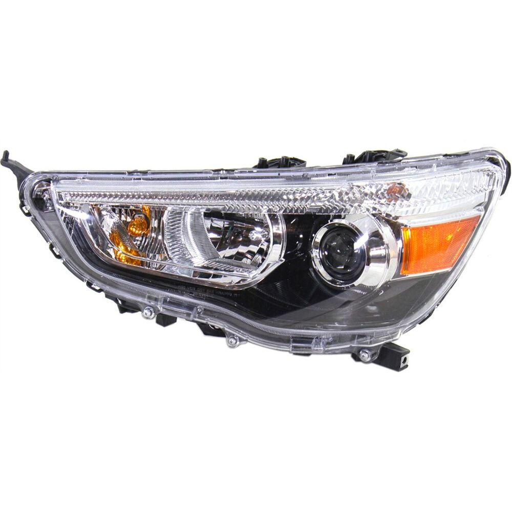 Headlight For 2011 2015 Mitsubishi Outlander Sport Rvr
