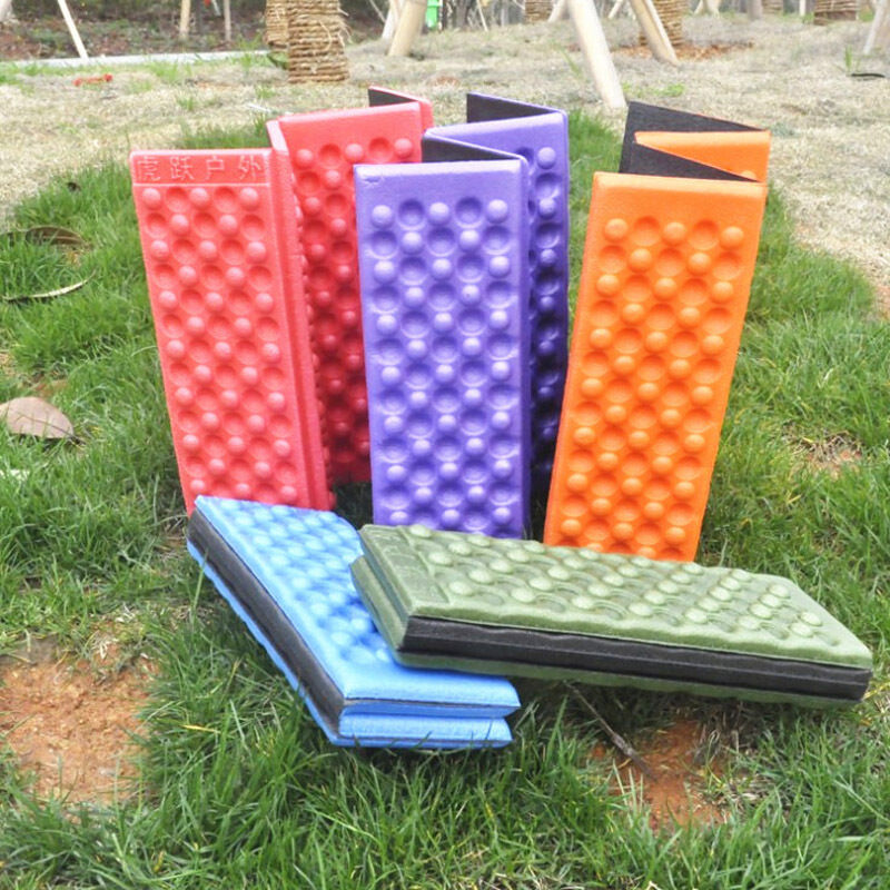 Portable Foldable Foam Waterproof Camping Chair Outdoor Cushion Seat Pads EBay