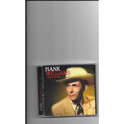 HANK WILLIAMS, CD ''MOVE IT ON OVER'' NEW SEALED