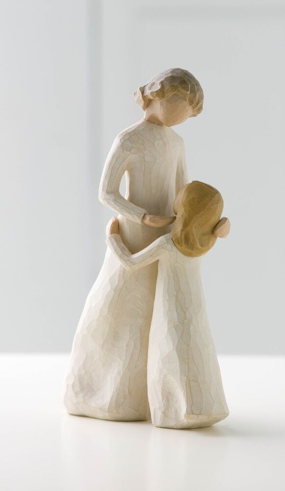 Willow Tree Mother Amp Daughter Resin Figurine Family